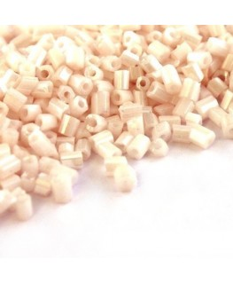 Mini perles rocailles tube 2mm