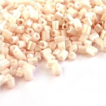 Mini perles rocailles tube 2mm