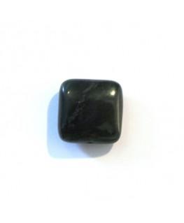 Perle carré 11mm jade coréen x1