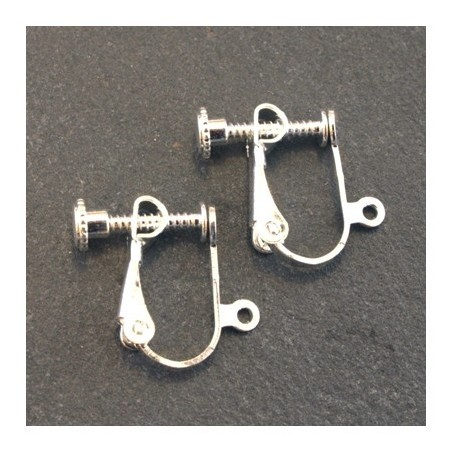 Attaches boucles d'oreilles clip