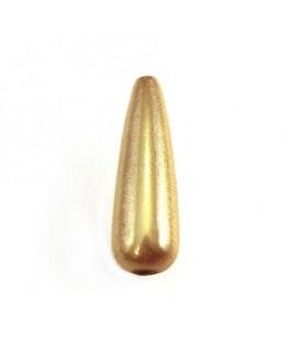 perle magique goutte ivoire 30mm x1