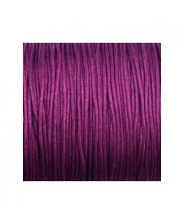 fil nylon tressé 1mm violet