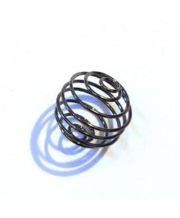 Cage à perles 14mm cuivre x 4