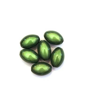 Magie perle vert