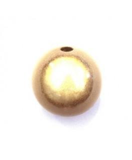 Perle magique 20mm ivoire x1