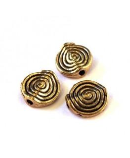 Perle en métal
