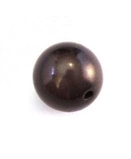 perle magique 20mm gris noir x1