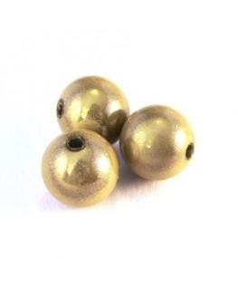 perle magique 12mm ivoire x6