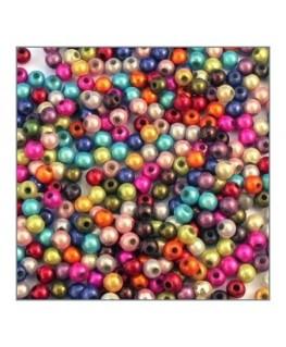 perle magique 4mm assortiment x500