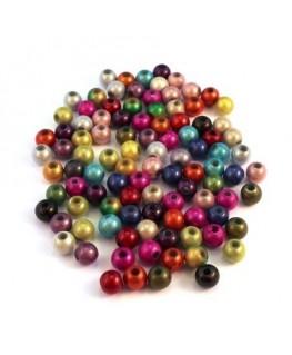 perles magiques 5mm assortiment x100
