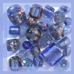 Vente de Perles Bleues chez Perlasara Perles et Loisirs