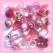 Vente de Perles Roses sur Perlasara Perles et Loisirs
