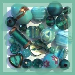 Vente de Perles et Accessoires Bijoux - Perles Vertes