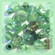 Perles vert péridot - Magasin de Perles Perlasara Perles et Loisirs