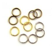 Anneaux doubles pour bijoux - Perlasara Perles & Loisirs