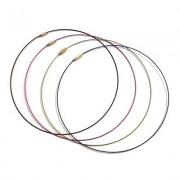 Tours de cou cable et Bracelets cable - Supports pour bijoux
