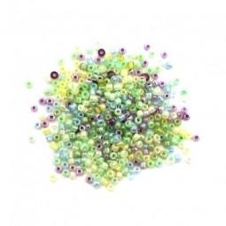 Perles de Rocailles 2mm Assortiments