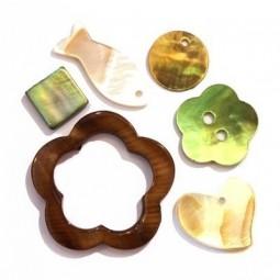 Perles en Nacre : Perles & Loisirs