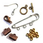 Apprêts pour Bijoux - Accessoires pour créer des bijoux