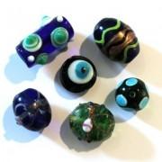 Perles Artisanales en Verre - Perlasara perles & Loisirs