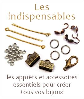 Les indispensables pour créer vos bijoux