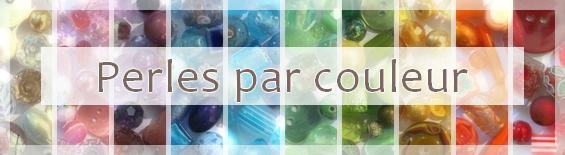 Perles par couleur